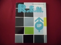 R.E.M. - Up  Songbook Notenbuch Piano Vocal Guitar PVG