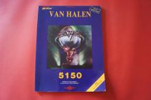 Van Halen - 5150 (neuere Ausgabe)  Songbook Notenbuch Vocal Guitar