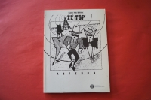 ZZ Top - Antenna  Songbook Notenbuch Vocal Guitar