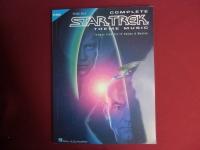 Star Trek Theme Music Complete  Songbook Notenbuch Piano