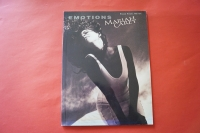 Mariah Carey - Emotions Songbook Notenbuch Piano Vocal Guitar PVG
