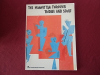 Manhattan Transfer - Bodies and Souls  Songbook Notenbuch Piano Vocal Guitar PVG