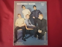 Manfred Mann - Songbook  Songbook Notenbuch Piano Vocal Guitar PVG