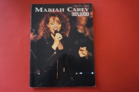 Mariah Carey - Unplugged  Songbook Notenbuch Piano Vocal Guitar PVG