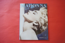 Madonna - True Blue (mit Poster)  Songbook Notenbuch Piano Vocal Guitar PVG