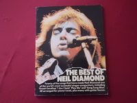 Neil Diamond - The Best of  Songbook Notenbuch Piano Vocal Guitar PVG