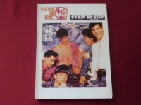 New Kids on the Block - Step by Step  Songbook Notenbuch Piano Vocal Guitar PVG