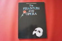 Phantom of the Opera  Songbook Notenbuch Piano Vocal Guitar PVG