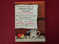 Secret Diary of Adrian Mole  Songbook Notenbuch Piano Vocal Guitar PVG