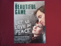 The Beautiful Game  Songbook Notenbuch Piano Vocal Guitar PVG