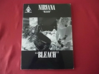 Nirvana - Bleach  Songbook Notenbuch Vocal Guitar