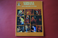 Nirvana - From the Muddy Banks of the Wishkah  Songbook Notenbuch Vocal Guitar