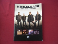 Nickelback - Sheet Music Anthology  Songbook Notenbuch Piano Vocal Guitar PVG