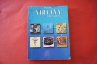Nirvana - The Albums  Songbook Notenbuch Piano Vocal Guitar PVG