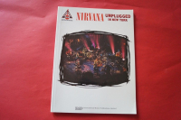 Nirvana - Unplugged in New York  Songbook Notenbuch Vocal Guitar