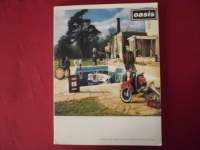 Oasis - Be here now  Songbook Notenbuch Piano Vocal Guitar PVG