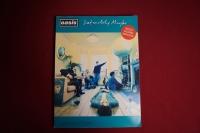 Oasis - Definitely maybe  Songbook Notenbuch für Bands (Transcribed Scores)