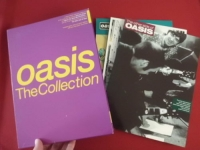 Oasis - The Collection (in Box)  Songbooks Notenbücher Piano Vocal Guitar PVG