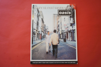 Oasis - What´s The Story Morning Glory  Songbook Notenbuch Vocal Guitar