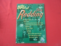 Otis Redding - The Best of  Songbook Notenbuch Piano Vocal Guitar PVG