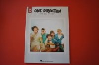One Direction - Up all night  Songbook Notenbuch Piano Vocal Guitar PVG