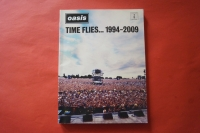 Oasis - Time Flies 1994-2009  Songbook Notenbuch Vocal Guitar