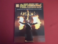 Ozzy Osbourne - The Best of  Songbook Notenbuch Vocal Easy Guitar