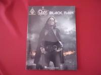 Ozzy Osbourne - Black Rain  Songbook Notenbuch Vocal Guitar