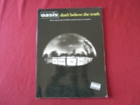 Oasis - Don´t believe the Truth  Songbook Notenbuch Piano Vocal Guitar PVG