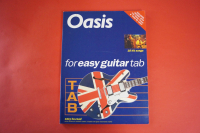 Oasis - For Easy Guitar Tab  Songbook Notenbuch Vocal Easy Guitar