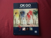 OK GO - Sheet Music Anthology  Songbook Notenbuch Piano Vocal Guitar PVG