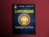 Offspring - Conspiracy of one  Songbook Notenbuch Vocal Guitar