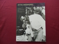 Otis Redding - Greatest Hits Songbook Notenbuch Piano Vocal Guitar PVG