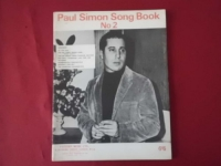 Paul Simon - Songbook No.2  Songbook Notenbuch Piano Vocal Guitar PVG