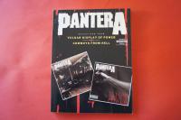 Pantera - Vulgar Display / Cowboys from Hell  Songbook Notenbuch Vocal Guitar