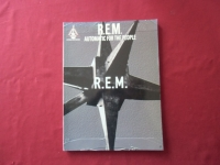 R.E.M. - Automatic for the People  Songbook Notenbuch Vocal Guitar