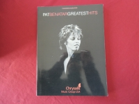 Pat Benatar - Greatest Hits  Songbook Notenbuch Piano Vocal Guitar PVG