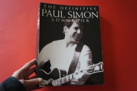 Paul Simon - The Definitive Songbook  Songbook Notenbuch Vocal Guitar