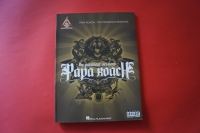 Papa Roach - The Paramour Sessions  Songbook Notenbuch Vocal Guitar