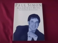 Paul Simon - Greatest Hits  Songbook Notenbuch Vocal Guitar