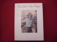 Paul Simon - New Songs  Songbook Notenbuch Piano Vocal Guitar PVG