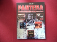 Pantera - Bass Anthology  Songbook Notenbuch Vocal Bass
