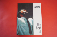 Queen - The Best of  Songbook Notenbuch Piano Vocal Guitar PVG