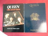 Queen - Greatest Hits 1 & 2  Songbooks Notenbücher Vocal Guitar
