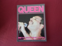 Queen - The Show must go on  Biographie Songbook Notenbuch Piano Vocal Guitar PVG