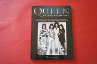 Queen - Deluxe Anthology, updated  Songbook Notenbuch Piano Vocal Guitar PVG