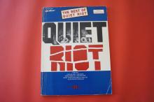 Quiet Riot - Best of  Songbook Notenbuch Vocal Guitar