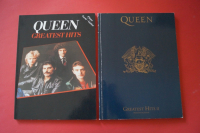 Queen - Greatest Hits 1 & 2  Songbooks Notenbücher Piano Vocal Guitar PVG