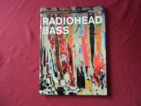 Radiohead - Bass Playalong (mit CD)  Songbook Notenbuch Vocal Bass