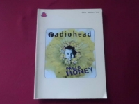 Radiohead - Pablo Honey  Songbook Notenbuch Vocal Guitar